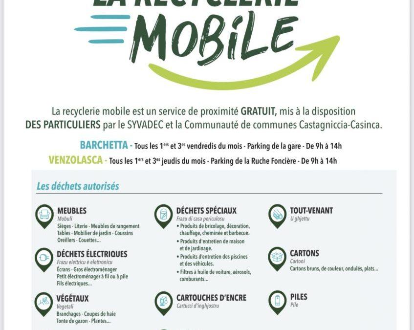La Recyclerie Mobile